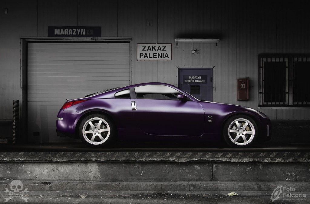 1501-INSANE GARAGE SESJA NISSAN 350Z LIGHTPAINTING-01lowres